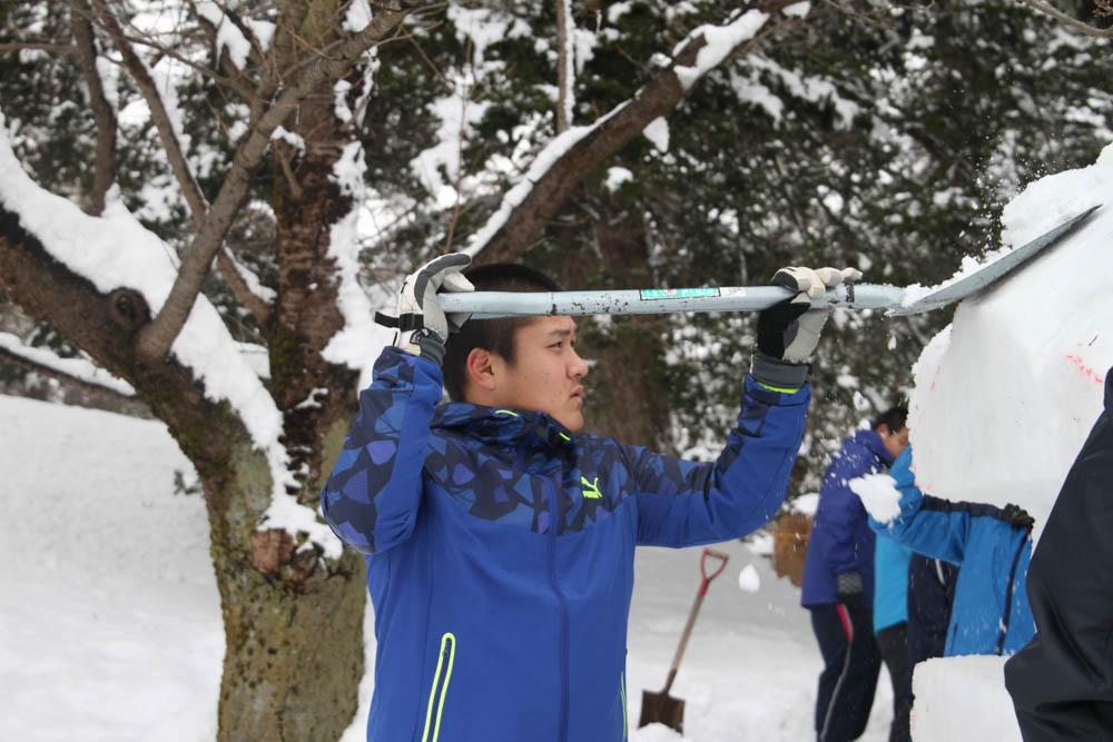 雪灯籠0003