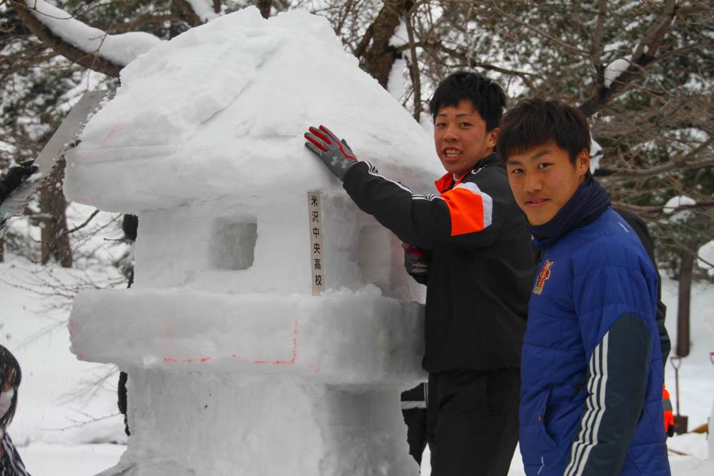 雪灯籠0006