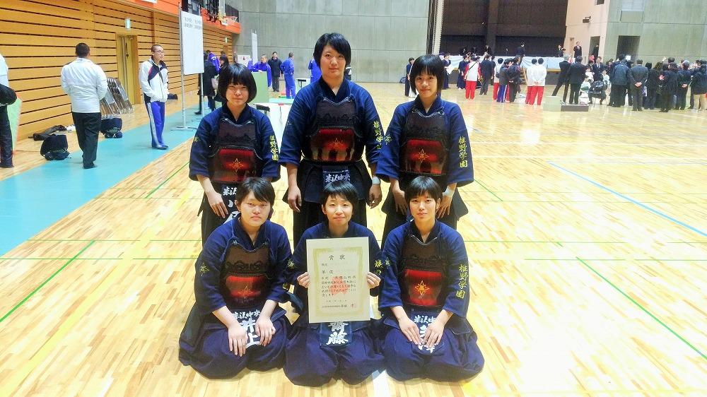 171105県新人剣道部女子写真(縮小お願いします)