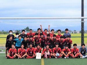部 高校 米沢 中央 サッカー 米沢中央鳥羽監督9年目V/高校サッカー